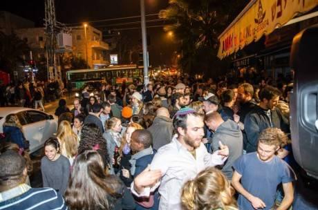מסיבת פורים בירושלים